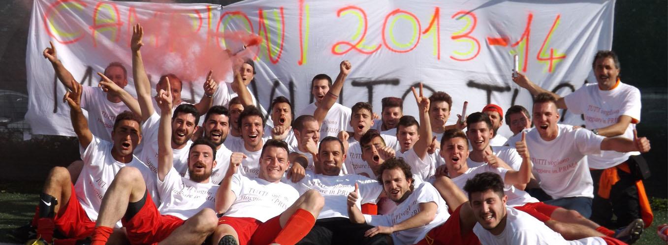 CAMPIONI 2013/2014